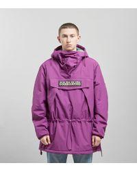Napapijri Skidoo Jacket - Purple