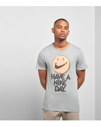 Nike - 'have A Day' T-shirt - Lyst
