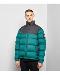 40498a56c295 Lyst - The North Face Nuptse Down Jacket in Gray for Men