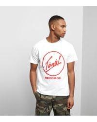 TONAL - Records T-shirt - Lyst
