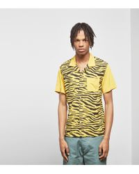Huf - Short-sleeved Tiger Shirt - Lyst