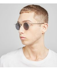 Spitfire - Nexus Clear Sunglasses - Lyst