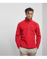Patagonia - Synch Pullover Fleece - Lyst