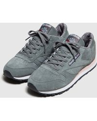 Reebok - Classic Leather 'weathered & Washed' Women's - Lyst
