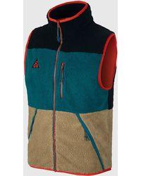 Nike - Fleece Vest - Lyst
