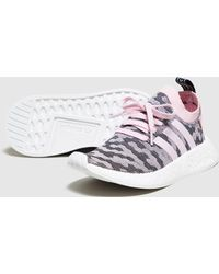lyst adidas originals nmd r2 frauen in pink