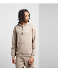 Nike - Club Fleece Overhead Hoody - Lyst