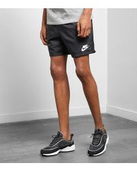 Nike - Pantalón corto Flow - Lyst