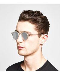 Spitfire - Warp Round Sunglasses - Lyst