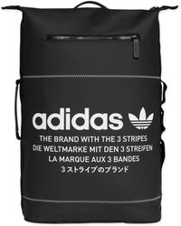 0b9f6742a63e Lyst - adidas Originals Classic Sportivo Backpack in Black for Men