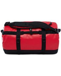 The North Face - Base Camp Duffle S Bag Red - Lyst