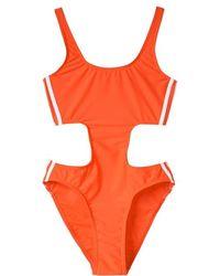adidas Originals Fiorucci Wmns Cutaway Swimsuit