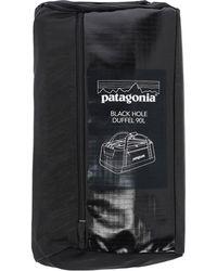 Patagonia - Black Hole Duffle 90l Bag - Lyst