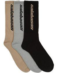 Yeezy - Socks Combo - Lyst