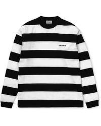 Carhartt WIP - Long Sleeves Roslyn T-shirt - Lyst