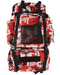 Gosha Rubchinskiy - Medium Graphic Backpack - Lyst