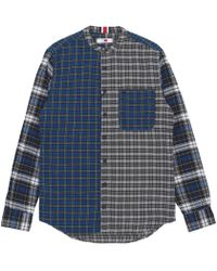 Tommy Hilfiger - Lewis Hamilton Check Mao Shirt - Lyst