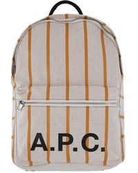 A.P.C. - Construction Backpack - Lyst