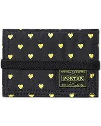 Head Porter - Lyra Band Card Case - Lyst