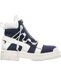 Hood By Air - Doublezip Avalanche Boot - Lyst