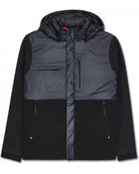 The North Face - Denali Knitted Full Zip Jacket - Lyst