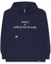 Forty Percents Against Rights - Reality Hooded Sweatshirt - Lyst