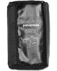 Patagonia - Black Hole Duffle 60lt - Lyst