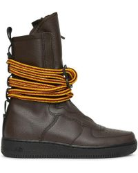 93a5e9b818053 Nike - Special Field Air Force 1 Hi Boots - Lyst