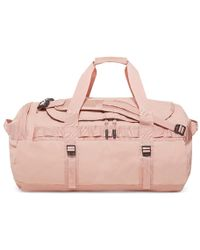 The North Face - Base Camp Duffle M Bag Misty Rose/misty Rose - Lyst