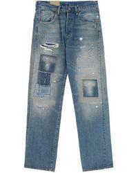 Levi's - Lvc 1955 501® Denim Trousers Rocket City - Lyst