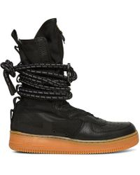 Nike - Wmns Special Field Air Force 1 Hi Boot Trainers - Lyst