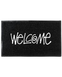 Stussy - Welcome Mat - Lyst