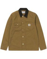 Carhartt WIP - Michigan Chore Coat Hamilton - Lyst