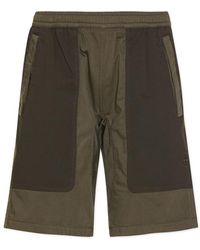 Stone Island - Shorts - Lyst