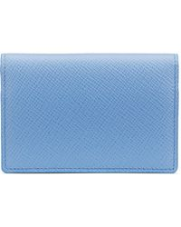 Smythson - Panama Business And Credit Card Case - Lyst