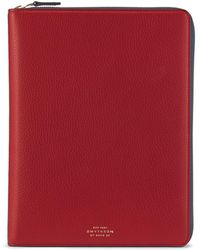 Smythson - Burlington Ipad Mini Zip Case - Lyst