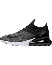 233af4e0b511 Lyst - Nike Flyknit Air Max - Men s Nike Flyknit Air Max Sneakers