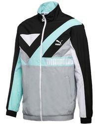 PUMA - X Diamond Wind Jacket - Lyst