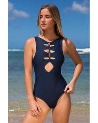 Acacia Swimwear - 2018 Mauka One Piece In Catch Of The Day - Lyst
