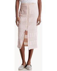 Elliatt - Pinnacle Skirt - Lyst