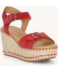 Lucky Brand - Naveah3 Espadrille Wedge - Lyst