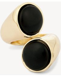 Sole Society - Modern Stone Statement Ring - Lyst