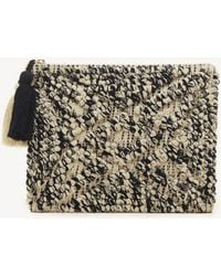 Sole Society - Milah Pouch Fabric Clutch - Lyst