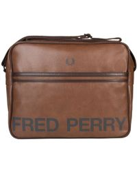 Fred Perry - Classic Grip Holdall - Lyst
