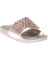 Public Desire - Bounce Sandals - Lyst