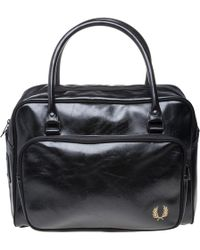 Fred Perry - Pique Texture Holdall - Lyst