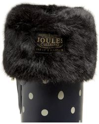 Joules - Welton Welly Socks - Lyst
