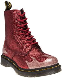 Dr. Martens - 1460 Pascal Flame Boots - Lyst