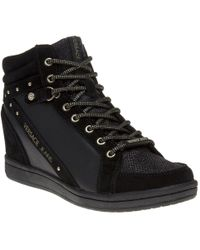 Versace Jeans - Wedge Trainers - Lyst