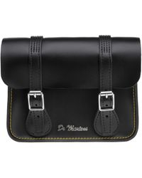 """Dr. Martens - 7"""" Leather Handbag - Lyst"""